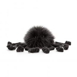 Doudou peluche Spout spider 17cm Jellycat