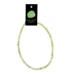 Serpentine - Collier de pierres perles - Nia