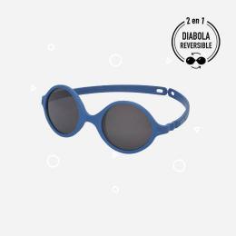 Lunettes de soleil Bleu denim - 0-1an - SUN réversible - KI ET LA