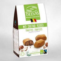 Truffes pralinées sans sucre ajouté 100gr Belvas