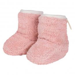 Chaussons montana - Old baby pink/pebble - Koeka