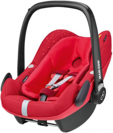 Maxi cosi - Pebble Plus - Vivid Red Bébé Confort - Maxi-cosi