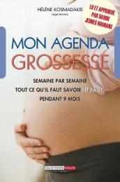 Mon agenda grossesse - Leduc. S