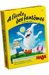 A l'école des fantômes - Le jeu de cartes - Haba