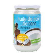 Huile Coco Extra Vierge Bio 600 ml