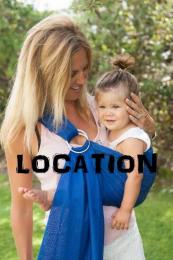 Location - porte-bébé Sling - SUKKIRI