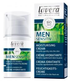 Men sensitiv Crème hydratante - Lavera