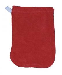 Gant de toilette Rouge - Popolini