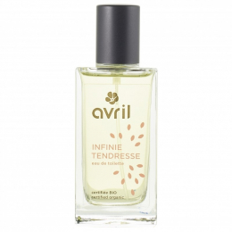 Eau de toilette BIO - Infinie tendresse - Avril