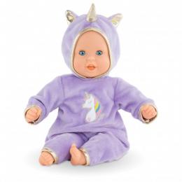 Poupée poupon bébé câlin Licorne Corolle
