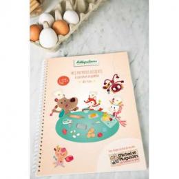 Livre de patisserie FR - Little Chef - Lilliputiens