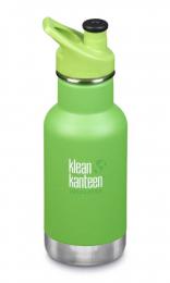 Gourde en inox isotherme 355 ml Sport green Klean Kanteen