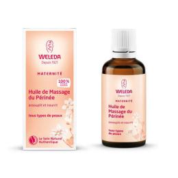 Huile de Massage pour Le Périnée - Weleda