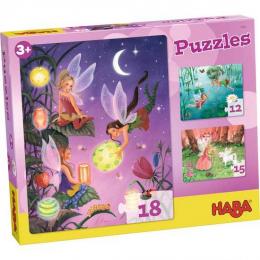 Puzzle Fées - Haba
