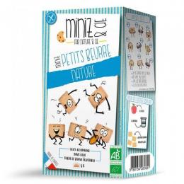 Biscuits Petits beurre BIO Miniz & Cie 165gr
