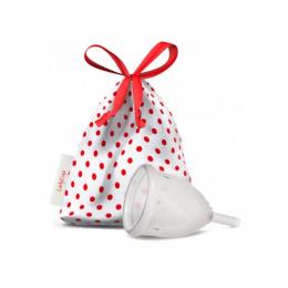 Cup menstruelle - Transparent - LadyCup