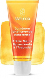 Crème mains dynamisante à l'Argousier Weleda