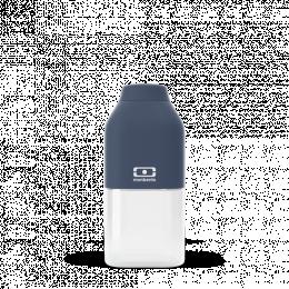 Bouteille réutilisable sans BPA 33 cl - Infinity bleu - Monbento