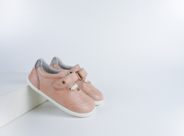 Chaussures Bobux - Step Up - Ryder Dusk pearl + Silver pearl