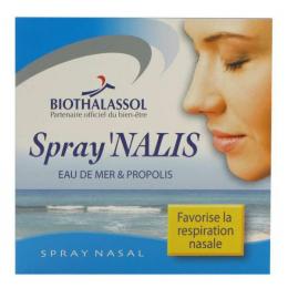 Spray'Nalis - biothalassol