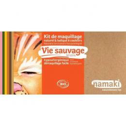 Kit 8 vie sauvage - Namaki
