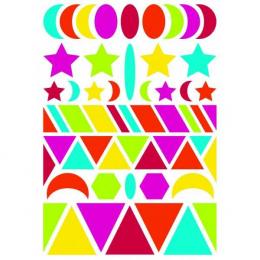 Stickers - Baby - Géométriques 2 - Maildor
