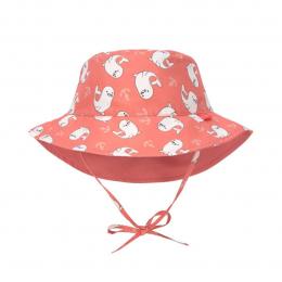 Chapeau de soleil réversible Phoque Lassig
