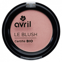 Blush - Fard à joues - Rose nacré - Avril