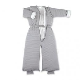 Magic Bag 9-24 mois Gigoteuse rayure gris ecru pady twin jersey + jersey tog 2 Bemini