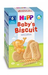 Biscuits BIO pour bébé Hipp