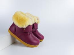 Chaussures Bobux - I-Walk - Desert Arctic Boysenberry