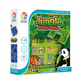 Jungle Cache - Cache - Smart Games