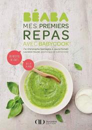 Livre recettes Mes premiers repas - Babycook - Beaba