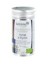 Thym vulgaire à thymol Bio DLUO 01/2017 - Ladrôme