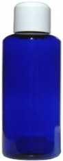 Flacon bleu bouchon à clapet - 200 ml - Bioflore