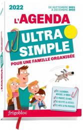 L'agenda ultra simple pour une famille organisée Play bac
