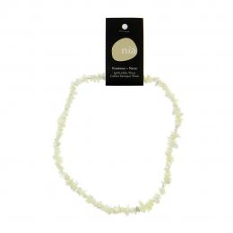 Nacré - Collier baroque de pierres protectrices perles - Nia