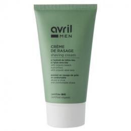 Crème de rasage Bio - Homme - Avril