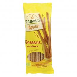 Gressins Sésame à huile d'olive Priméal