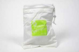 Sac à lingettes lavables sales - MUCKY - Cheeky wipes