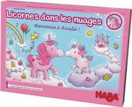 Licornes dans les nuages - Bienvenue à Rosalie - Haba