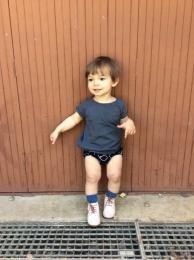 Bloomer - Milk Bleu - Taille 18/24 mois - Malice et caprices