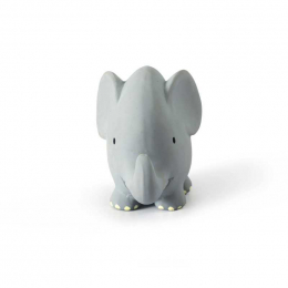 Elephant Mon Premier Animal du zoo en caoutchouc naturel Tikiri