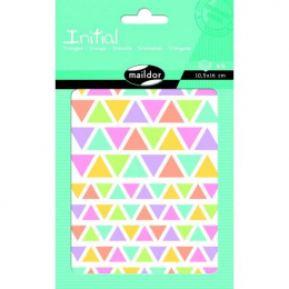 Stickers - Initial - Triangles - Maildor
