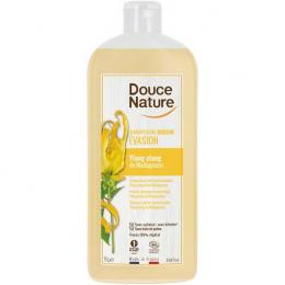 Shampooing douche évasion Ylang Ylang 1L - Douce nature