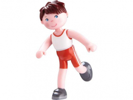 Lukas - figurine articulée - Little friends - Haba