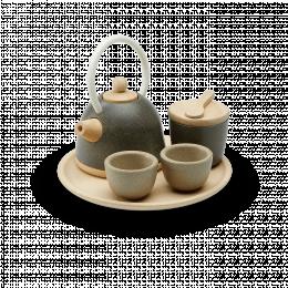 Set thé en bois Plantoys