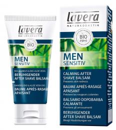 Men sensitiv Baume après-rasage Apaisant - Lavera