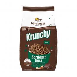 Krunchy choco noir 375g Barnhouse