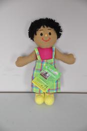 Petite poupée - Simon - Lanka Kade
